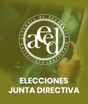 Elecciones nueva Junta Directiva